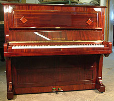 Antique Bechstein Model V Upright Piano