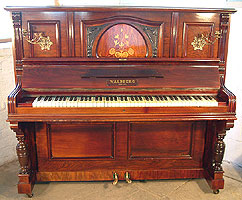 Waldberg upright piano