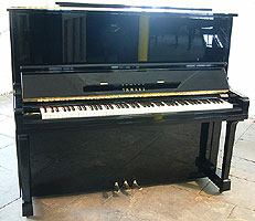 Modern Yamaha U30 Upright Piano For Sale