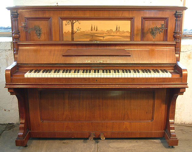 Cahn & Cahn upright Piano for sale.