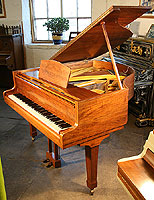 Bluthner Grand Piano For Sale with a rosewood case