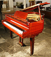 Cranes Baby Grand Piano For Sale with a mahogany case