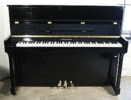 Steigerman Upright Piano