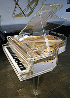Laniem Acrylic grand piano For Sale