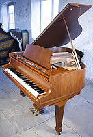 Kawai KG1D Grand Piano For Sale with a walnut case