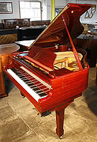Mahogany, Reid Sohn Baby Grand Piano For Sale