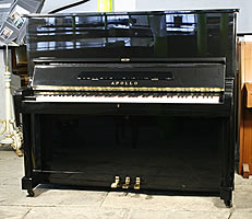 Apollo Upright Piano For Sale